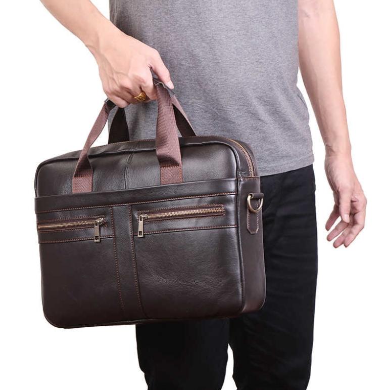 Новая линейка мужских кожаных сумок